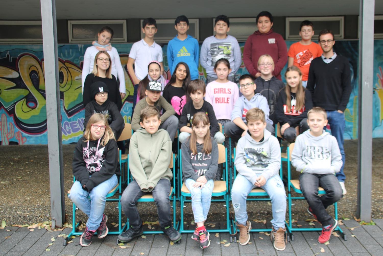 Klassenfoto 5a